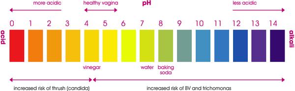 Thang đo độ PH âm đạo