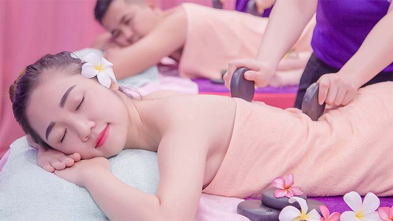 Massage cặp đôi